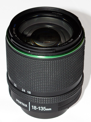 Pentax 18-135mm Lens Review